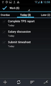 BHive Google Tasks Free screenshot 7