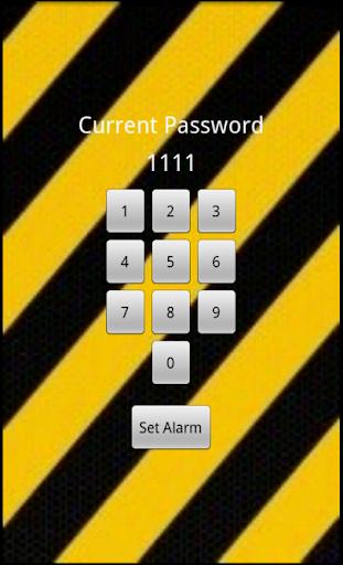 Alarm Thief