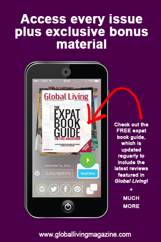 Global Living Magazine- screenshot