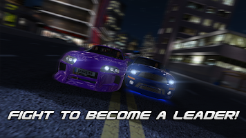 Screenshot of Drag Racing 3D