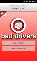 Screenshot of Bad Drivers