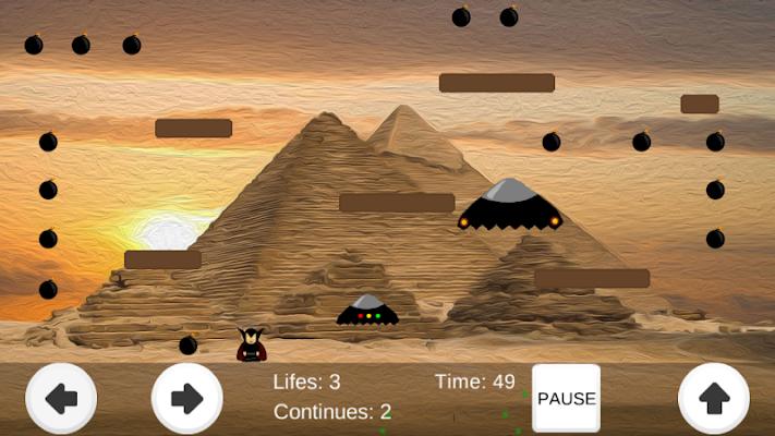 Jack Bomb Free - screenshot