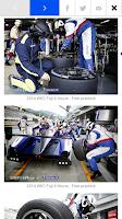 Screenshot of Michelin Motorsport