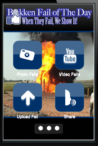 Bakken Oilfield Fail The Day