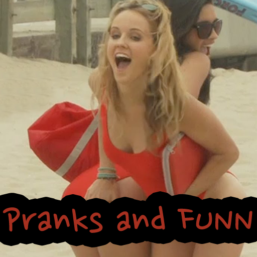 Funny Pranks LOGO-APP點子