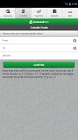 Screenshot of Associated Mobile Banking