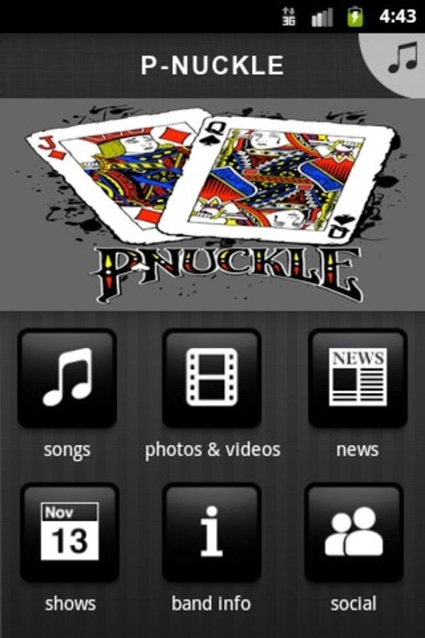 P-NUCKLE - screenshot