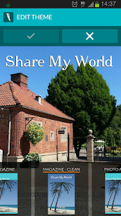 MyWo - Share My World - screenshot thumbnail