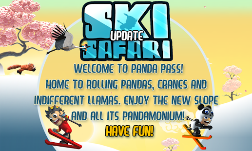 Ski Safari - screenshot thumbnail