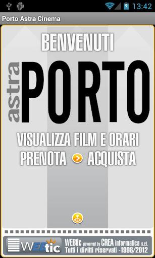 Webtic Porto Astra Cinema