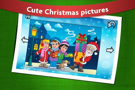 Christmas Games Kids Puzzles v8.8