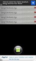 Screenshot of Tamil Gospel Recording Radio