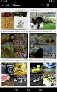 Gallery Plus - Hide Pictures - screenshot thumbnail