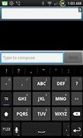 Screenshot of Perfect Keyboard Free