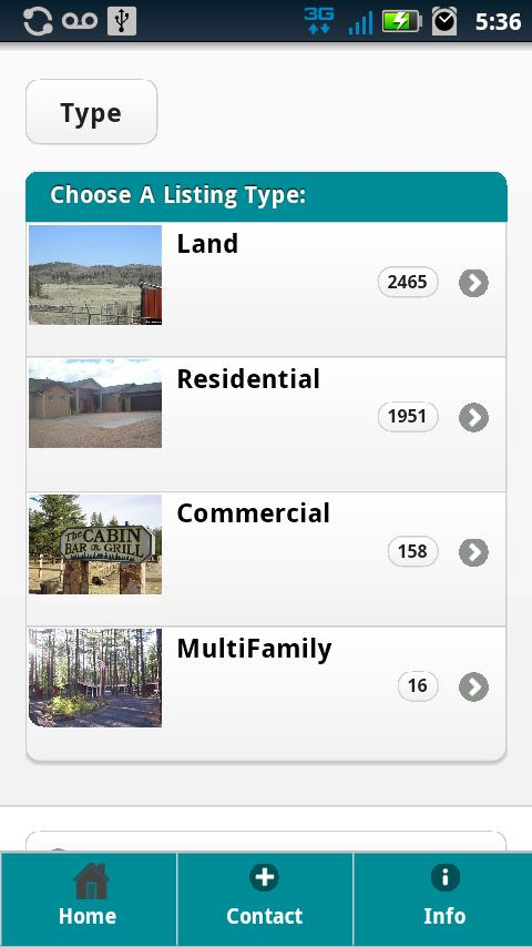 Adventure Realty - AZ - screenshot