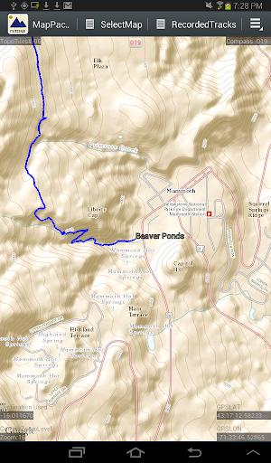 MapPack GPS Navigator