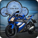 Yamaha R125 HD Live Wallpapers icon
