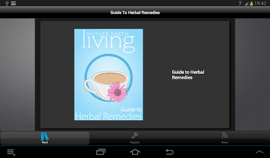 Guide To Herbal Remedies - screenshot thumbnail