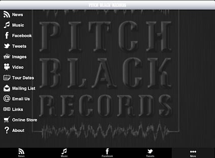 Pitch Black Records- screenshot thumbnail