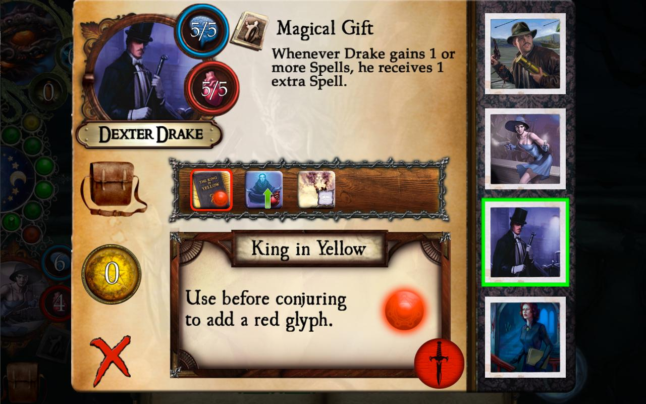 Elder Sign: Omens Screenshot 4
