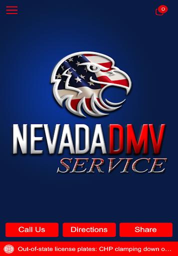 Nevada DMV Services