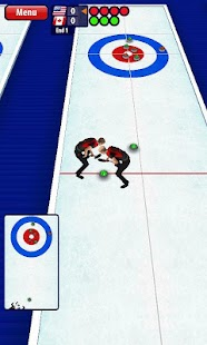 Curling3D - screenshot thumbnail