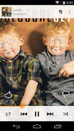 Google Play Music Screenshot 1