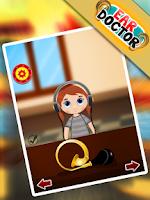 Screenshot of Little Ear Doctor -Clinic Game