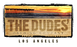Logo of The Dudes' Pigskin Pilsner