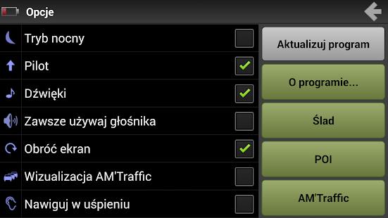 AutoMapa - screenshot thumbnail