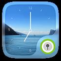 (FREE) Ocean GO Locker Theme icon