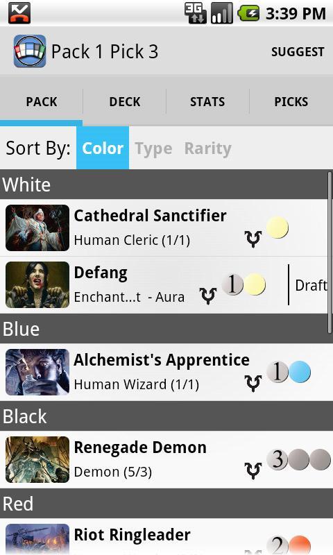 Decked Drafter- screenshot