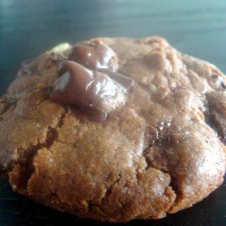 Chocolate Cherry Black Pepper Cookies