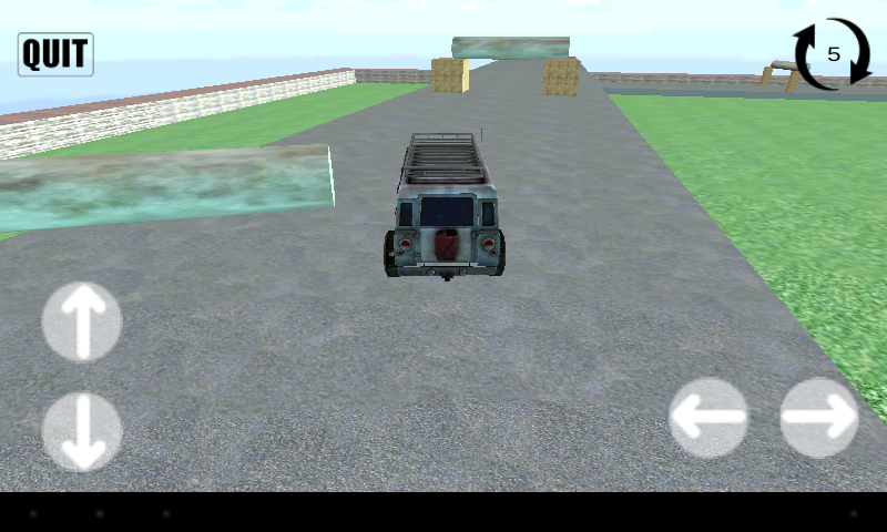 Offroad Hijinx- screenshot