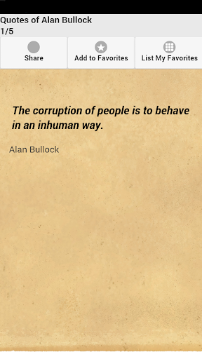 Quotes of Alan Bullock