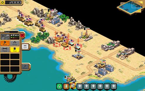 Desert Stormfront - RTS Screenshot 29