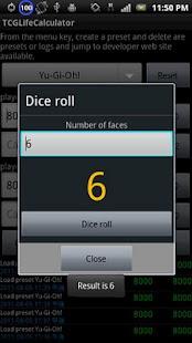 TCGLifeCalculator- screenshot thumbnail