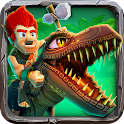 Caveman Dino Rush icon