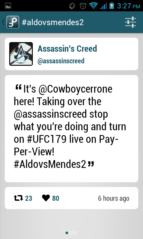 Popular Tweets Pro - screenshot