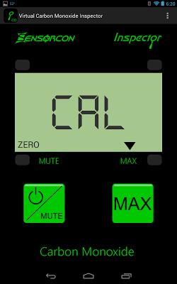 Virtual CO Inspector - screenshot