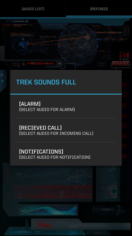 New Trek LCARS Sounds [Pro] APK Cracked Free Download