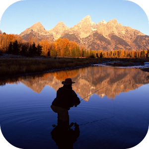 Fly fishing live wallpaper android apps on google play for Fly fishing apps
