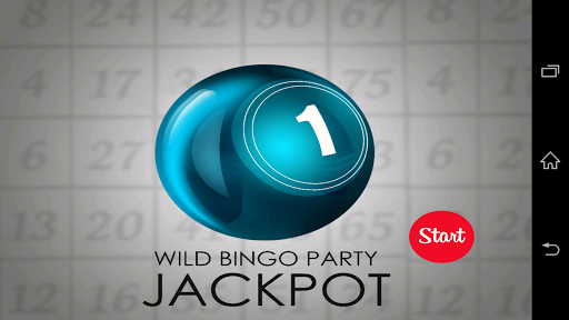 Wild Bingo Party Jackpot