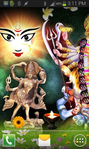 Jai MAA KALI HQ Live Wallpaper