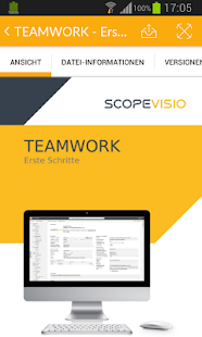 TEAMWORK für Android- screenshot thumbnail