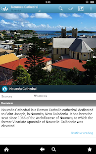 New Caledonia Guide by Triposo - screenshot thumbnail