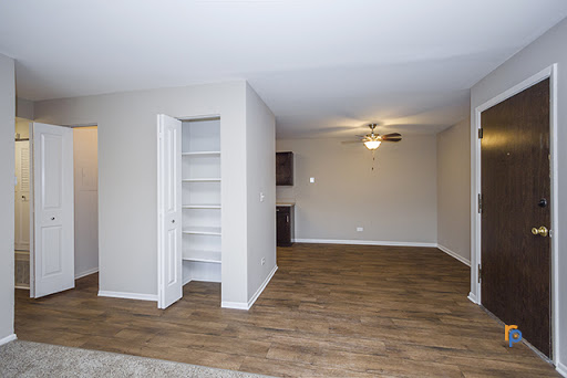 Dining Room of Two Bedroom Apartment