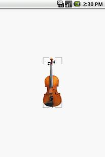 Tiny Open Source Violin screenshot