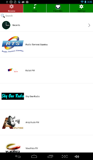 Cameroon Radio 程式庫與試用程式 App-癮科技App