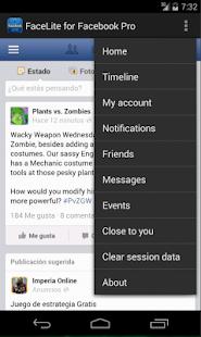 玩免費通訊APP|下載Lite WebApp Pro For FB app不用錢|硬是要APP